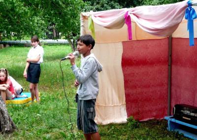 Выступления в детских садах города