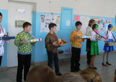 Ярмарка для учащихся начальных классов