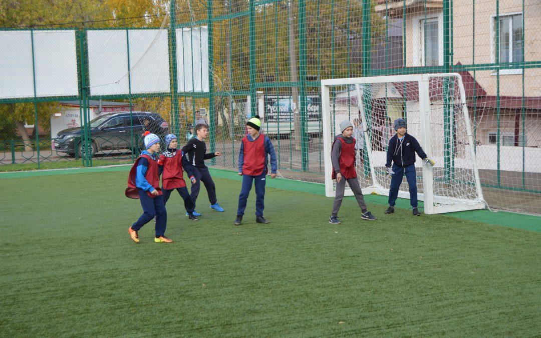 Футбол «Лига классов-чемпионов»