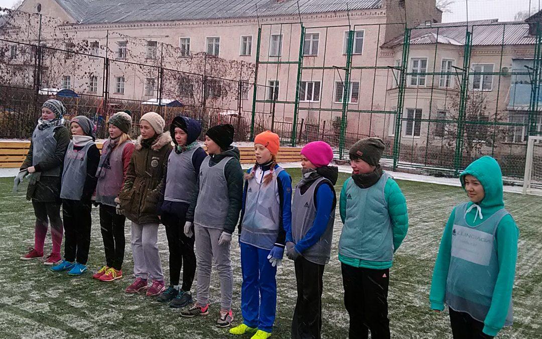 Мини-футбол в школу!