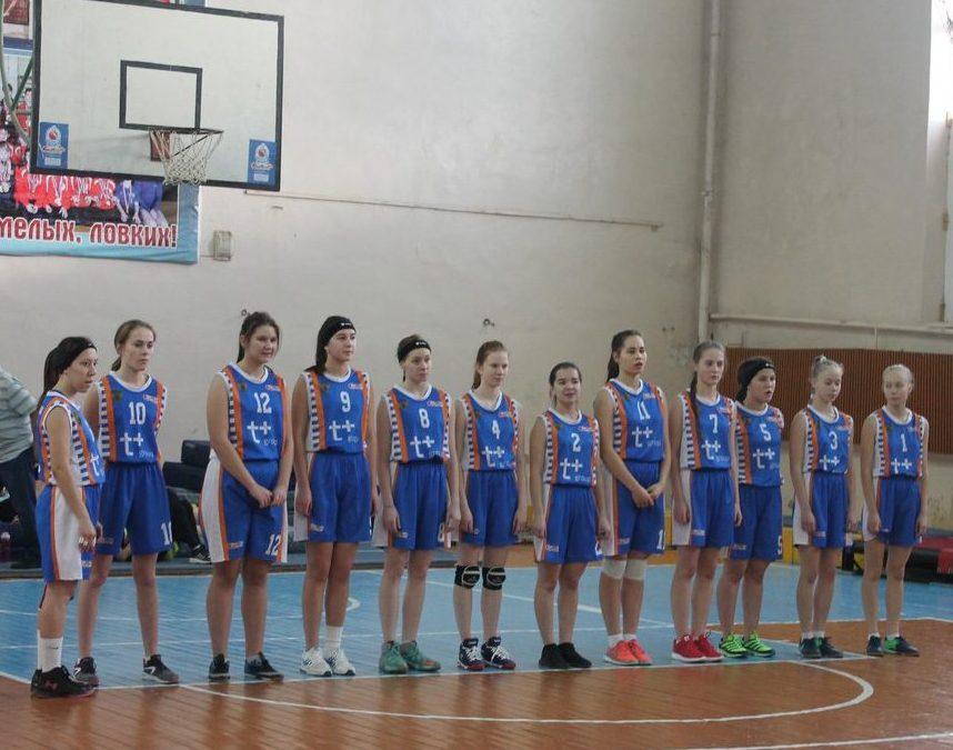 Межрегиональный турнир по баскетболу
