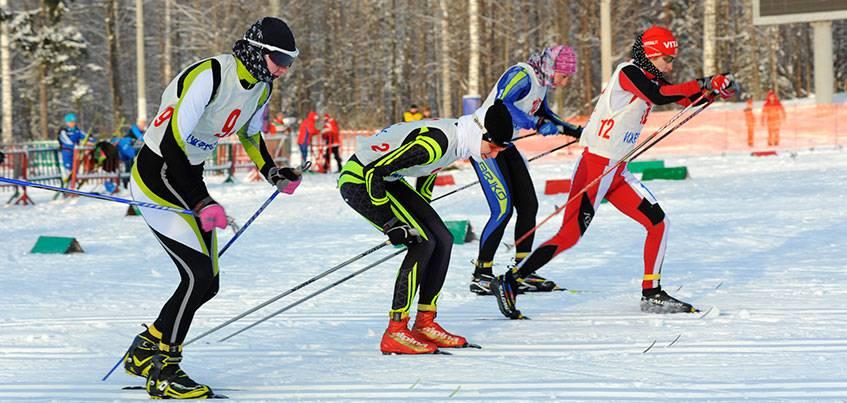 Перенос соревнований по лыжным гонкам