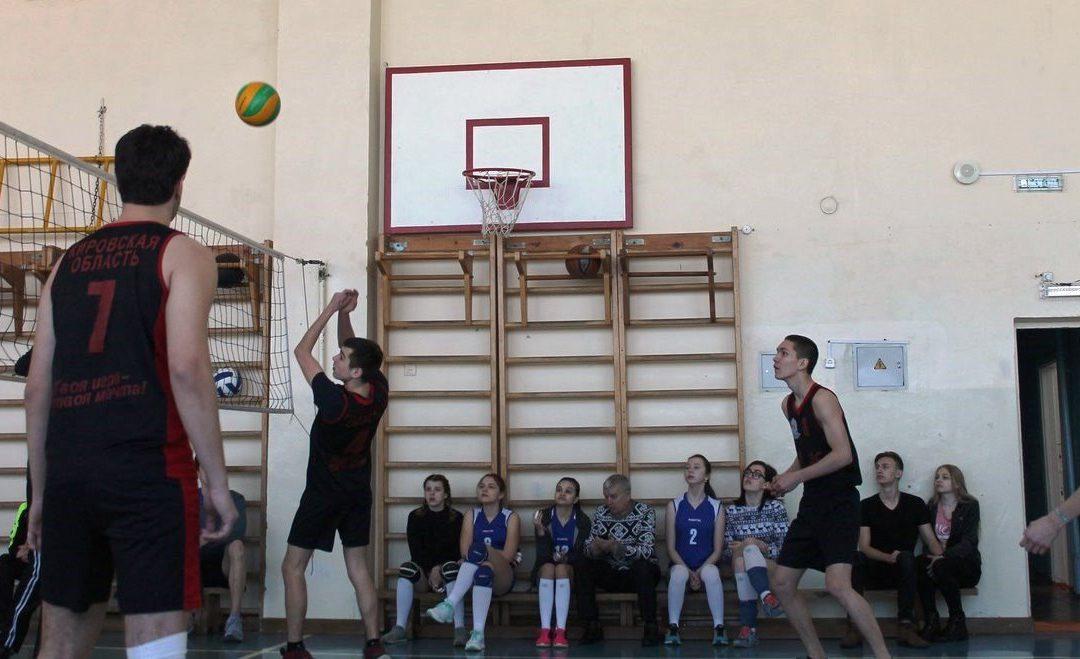 III межрегиональный Кубок по волейболу