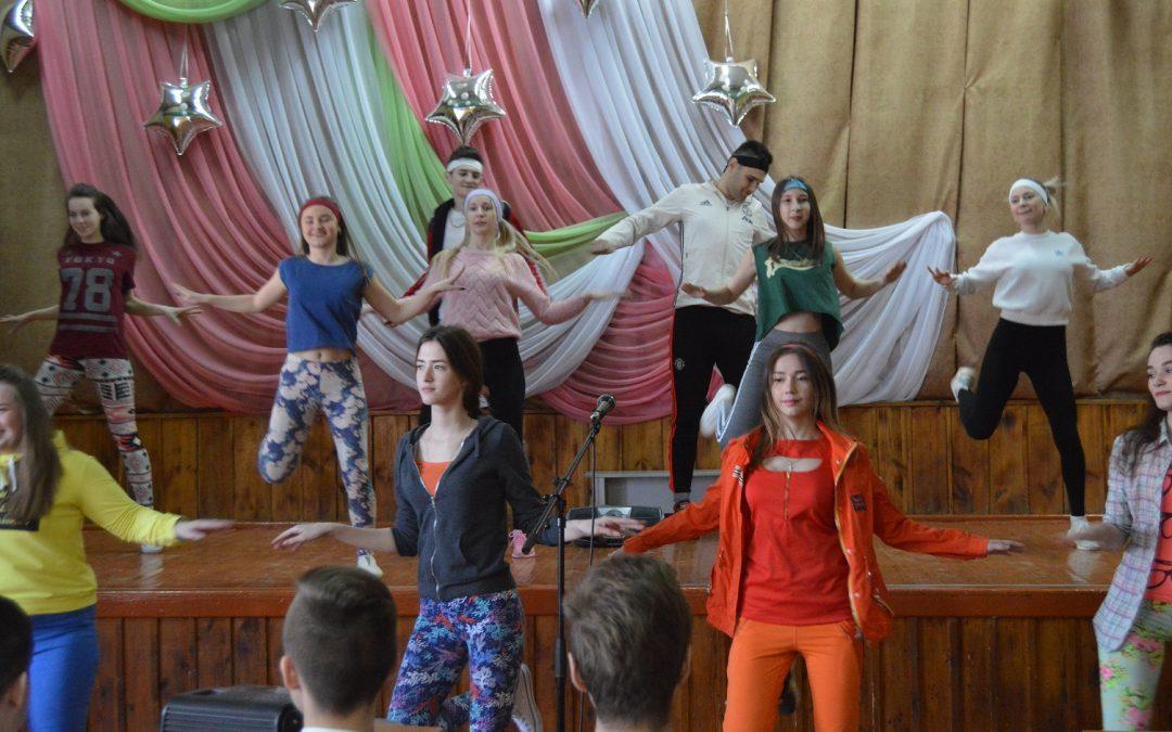 Лицейский музыкально-поэтический фестиваль на иностранных языках