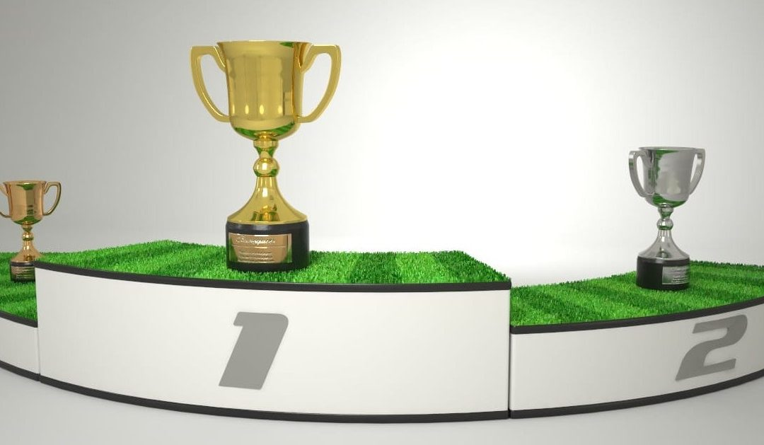 Награждение победителей и призеров городского этапа