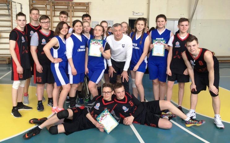 Девушки ВМЛ – чемпионы города по волейболу!