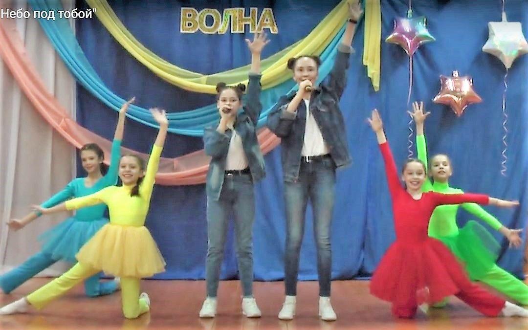 Фестиваль «Новая волна» 5-6 классы, итоги